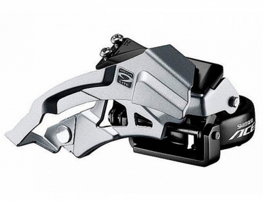 Перек-ль передний Shimano Acera M3000, ун. тяга, ун. хомут, для рамы с угол 66-69, для 40T