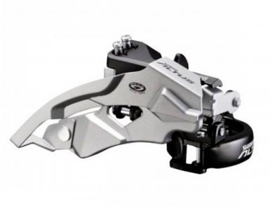 Переключатель передний Shimano Altus M371 ун. тяга, ун. хомут, 3x9ск уг.:66-69 EFDM371X6