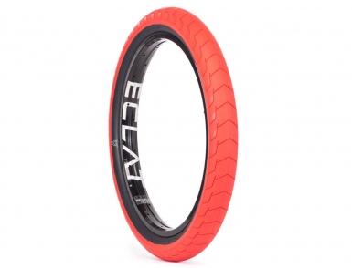 Покрышка BMX Eclat Decoder 60 красно-черная