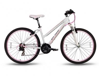 Велосипед PRIDE STELLA Бело-розовый