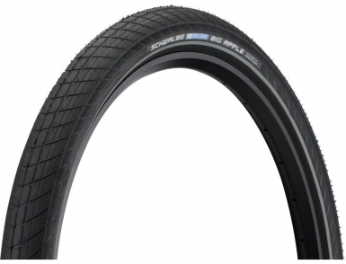 Покрышка 26x2.15 (55-559) Schwalbe BIG APPLE HS430 K-Guard B/B+RT SBC, 50EPI
