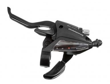 Шиф/Тор р. Shimano Tourney, EF500, лев, 3ск, тр., цв. черный