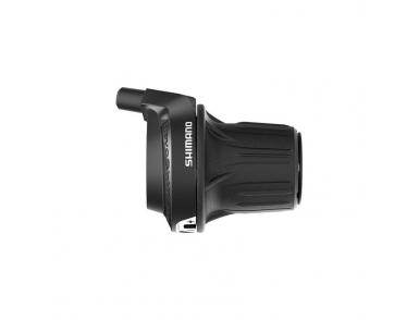 Шифтер Shimano Tourney, RV200-6R, прав, 6ск, тр. 2050мм, без уп.