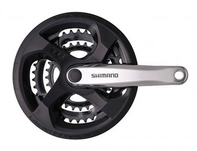 Система Shimano Tourney FC-M131 170мм Кв 42/34/24 EFCM131C244C