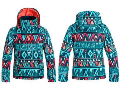Сноубордическая детская куртка ROXY Jetty (2017)