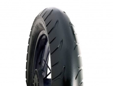 "Велопокрышка 10x1.75*2"" (47x152) MITAS (RUBENA) GOLF V63 Pre Classic черная"