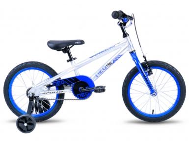 Велосипед Apollo Neo boys Black/Blue (2018)