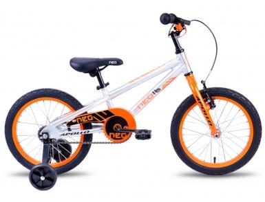Велосипед Apollo Neo boys Orange/Black (2018)