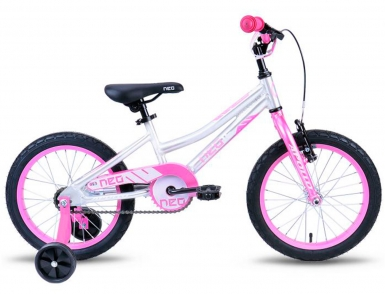 Велосипед Apollo Neo girls White/Pink (2018)