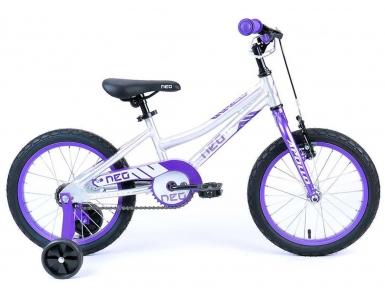 Велосипед Apollo Neo girls White/Purple (2018)