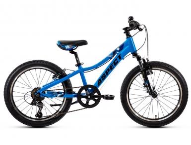 Велосипед Aspect CHAMPION (Синий) (2020)