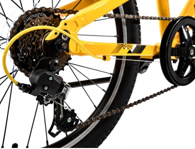 Велосипед Aspect CHAMPION (Желтый) (2020)