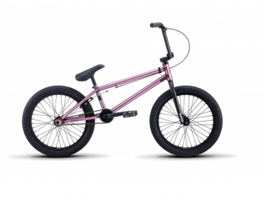 "Велосипед BMX Atom Team 20.75"" Raw Rose"