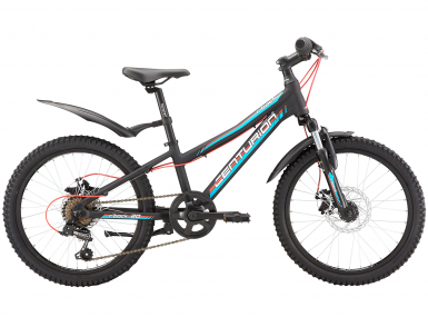 Велосипед Centurion R'Bock 20-D Black (2018)