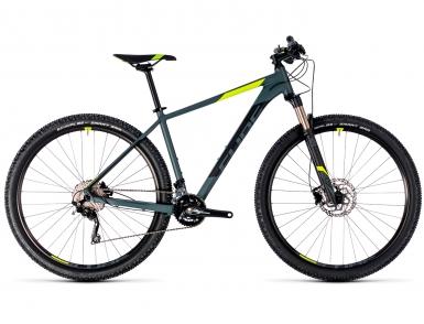 Велосипед CUBE ATTENTION SL 29 (2018)