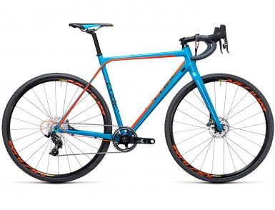Велосипед CUBE Cross Race SLT (2017)