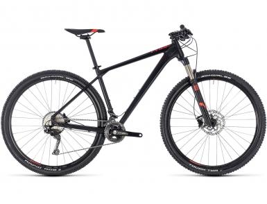 Велосипед CUBE REACTION PRO 29 (2018)