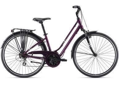 Велосипед Giant/Liv Flourish FS 2 (2021)