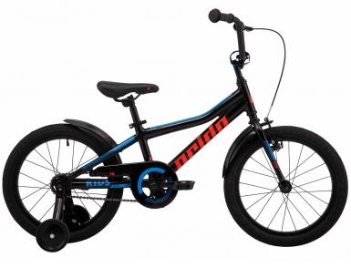 Велосипед Pride RIDER 18 черный (2019)