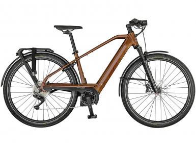Велосипед Scott Silence eRIDE 30 Men (2021)