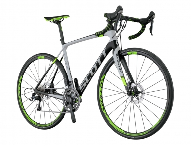 Велосипед Scott Solace 10 disc (2016)
