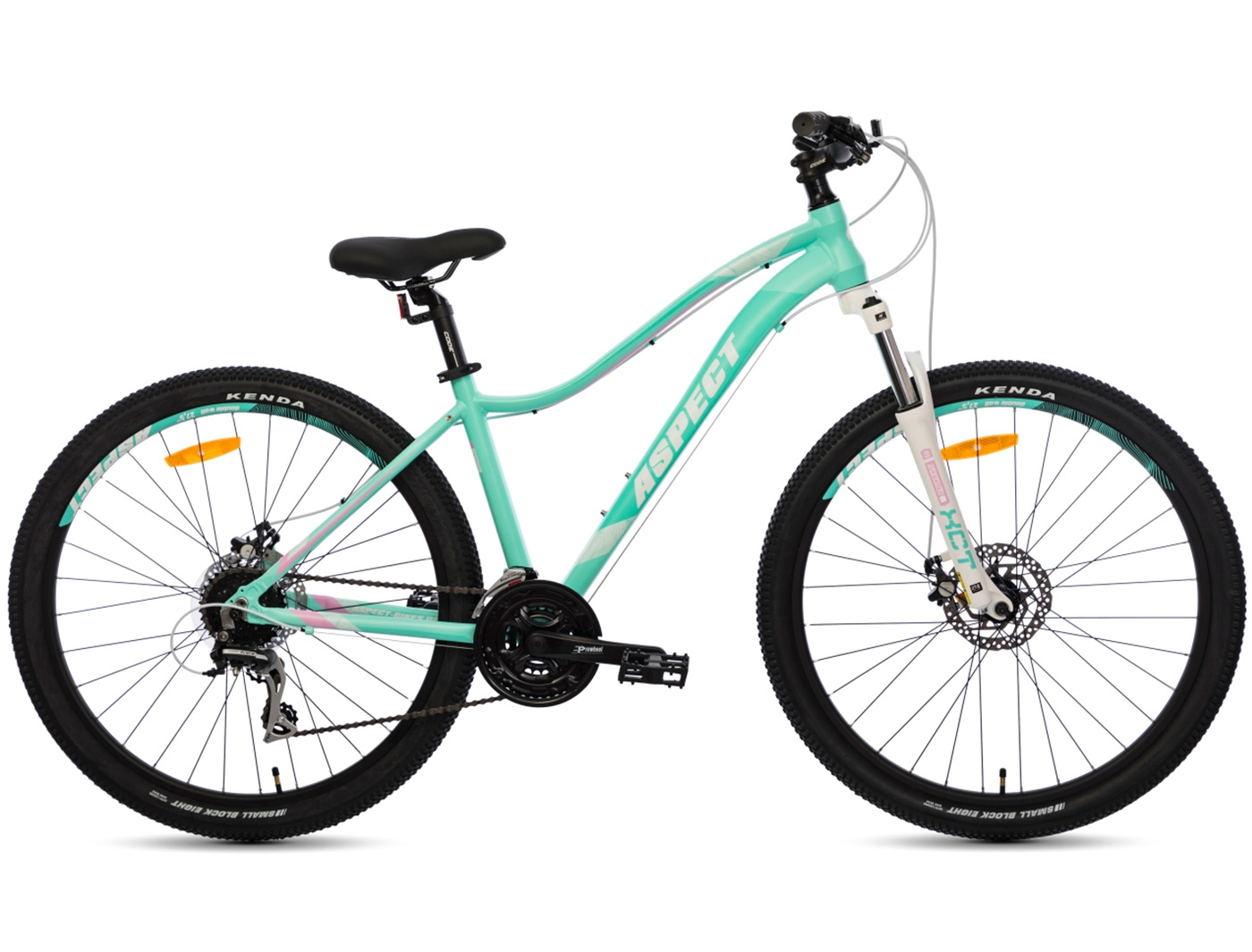 Велосипед Aspect Alma (2018)
