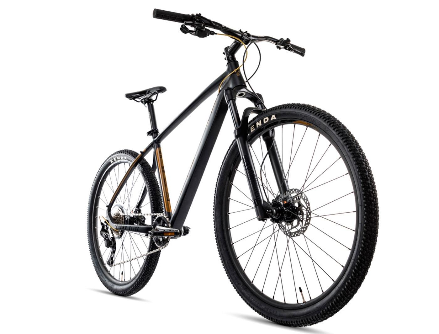 Велосипед Aspect AMP ELITE 27.5 (2020)