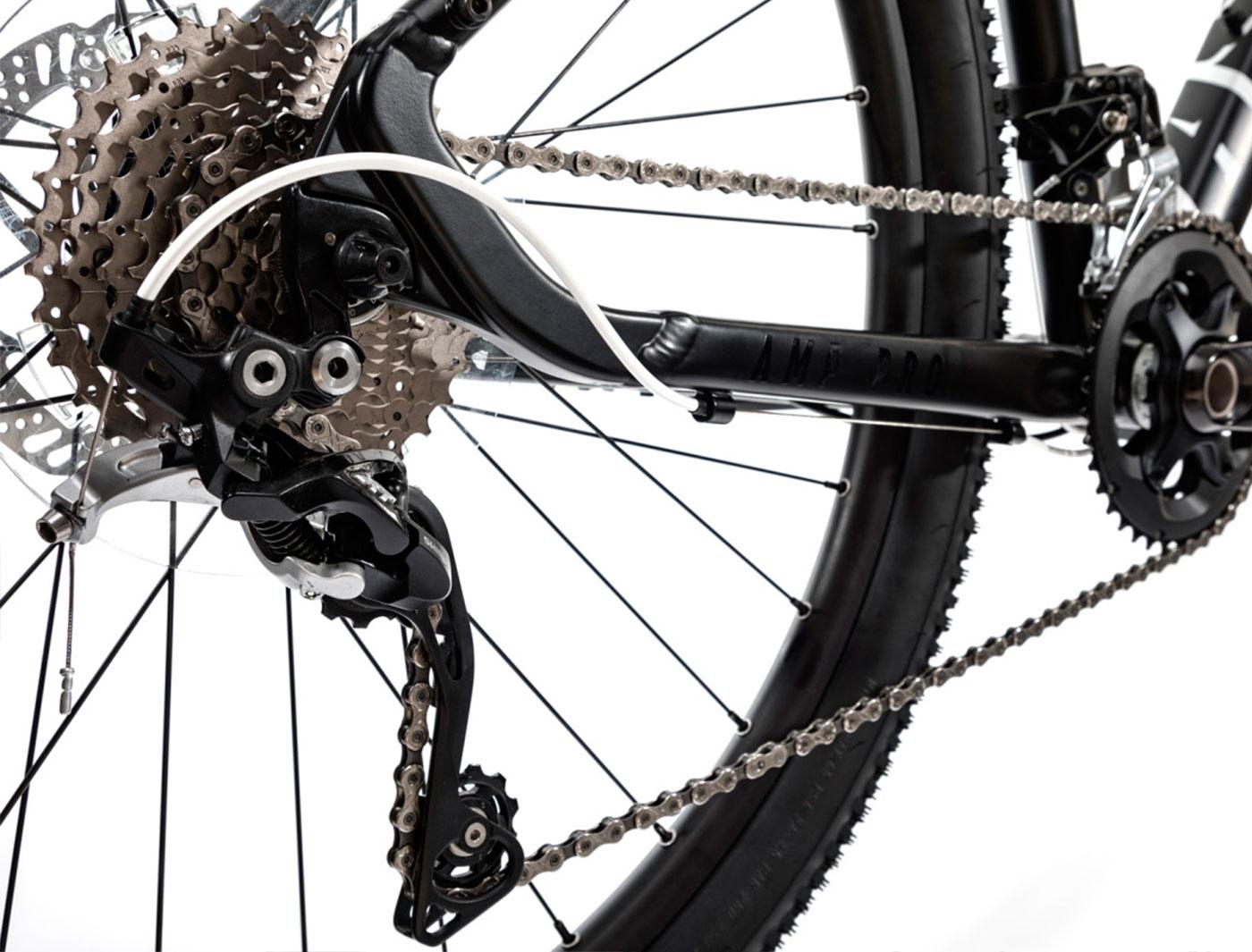 Велосипед Aspect AMP PRO 27.5 (2020)
