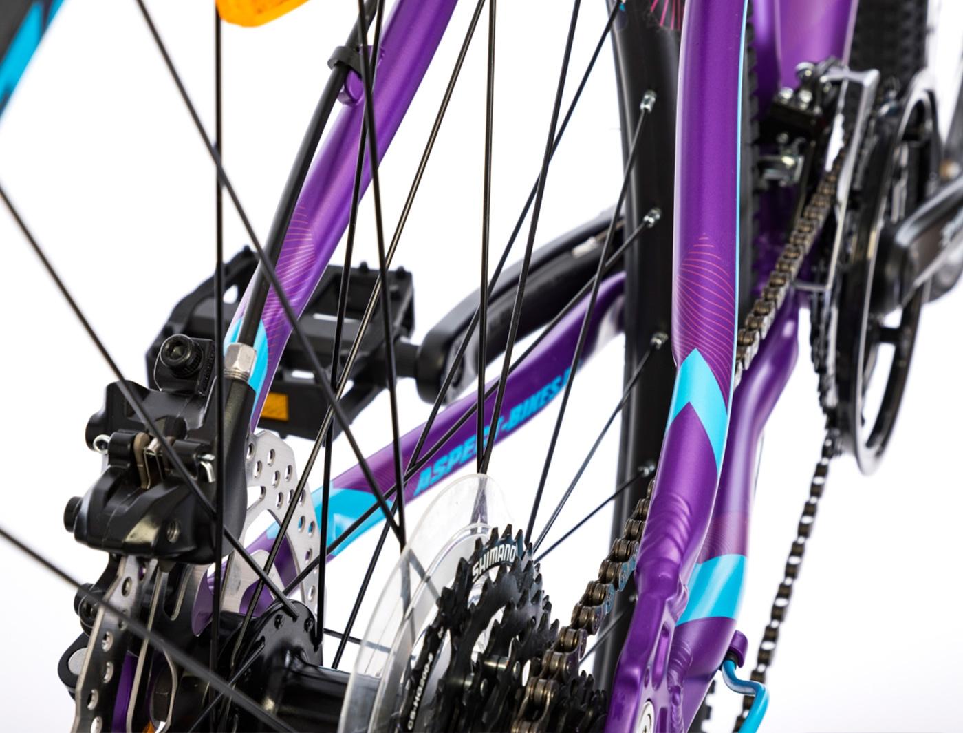 Велосипед Aspect Aura (2018)