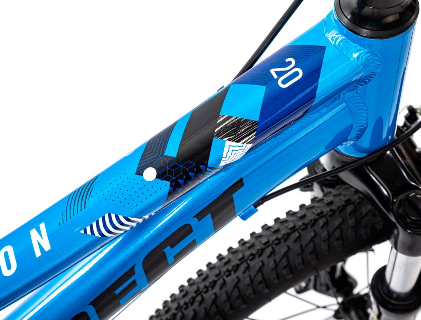Велосипед Aspect CHAMPION (Синий) (2021)