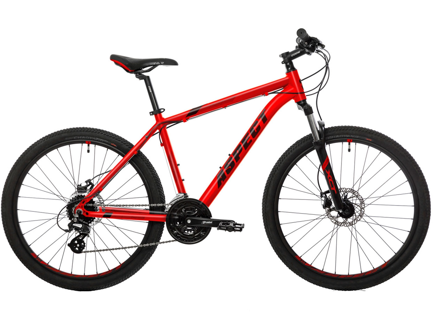 Велосипед Aspect IDEAL (2019)