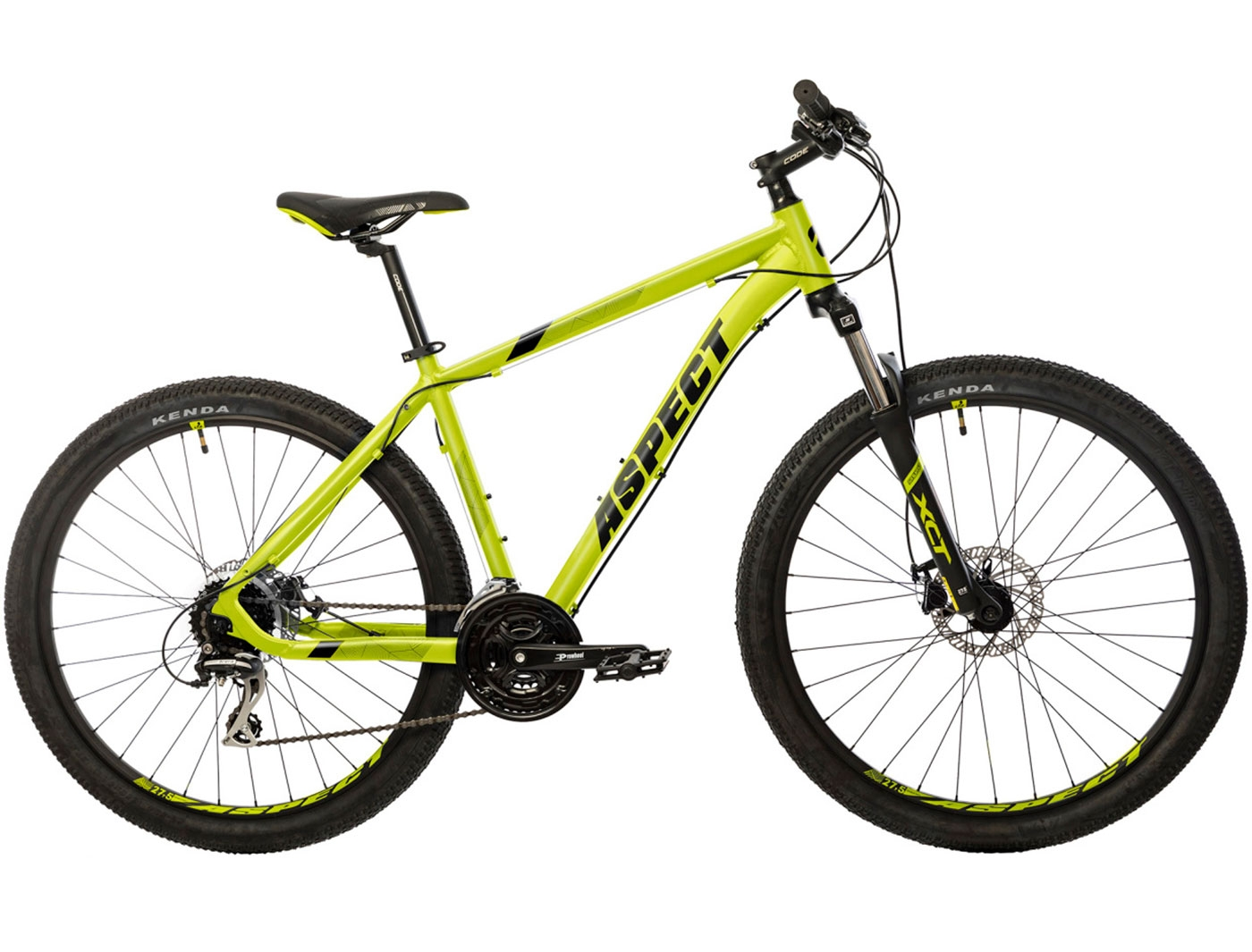 Велосипед Aspect LEGEND 27.5 (2019)