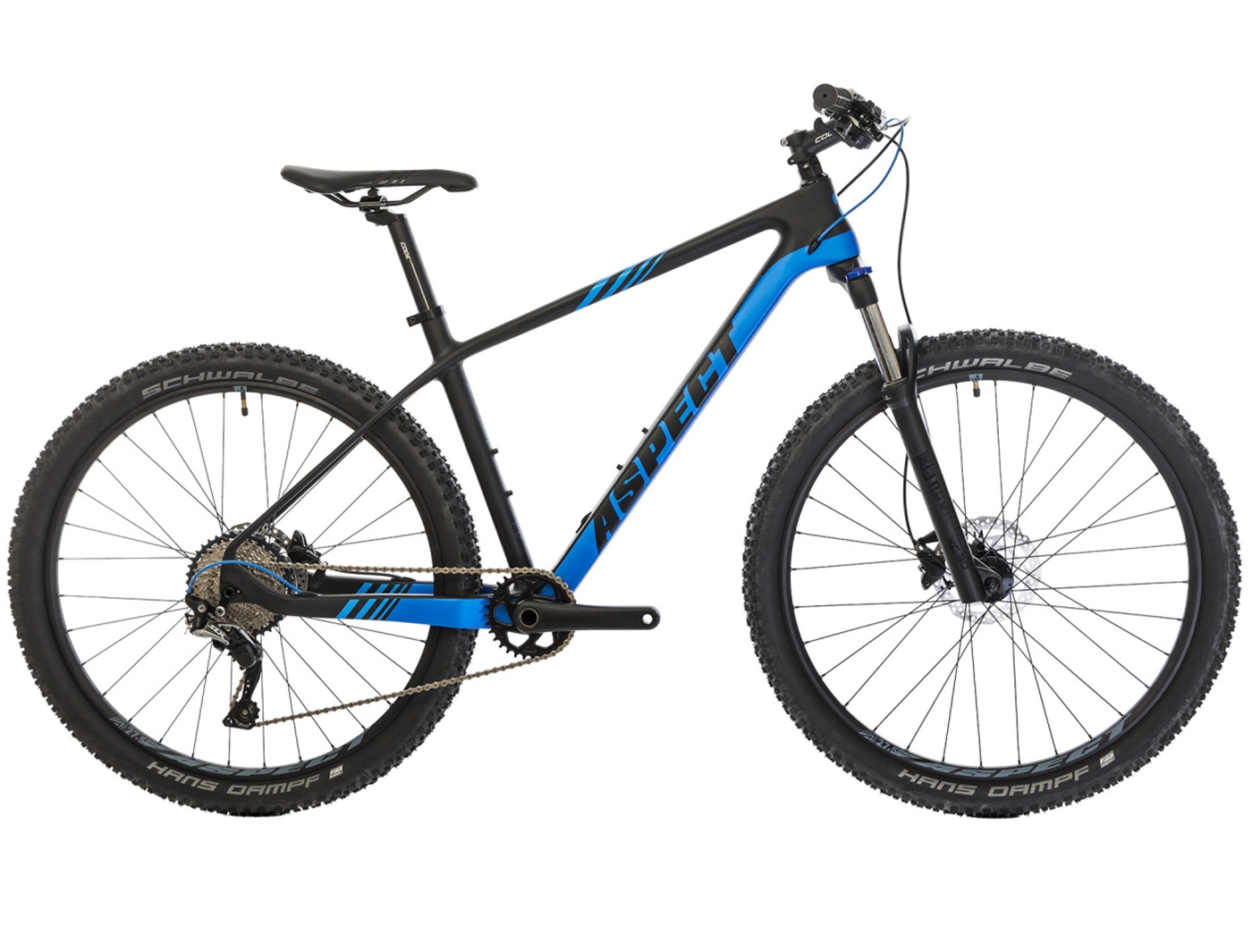 Велосипед Aspect LIMITED (2019)