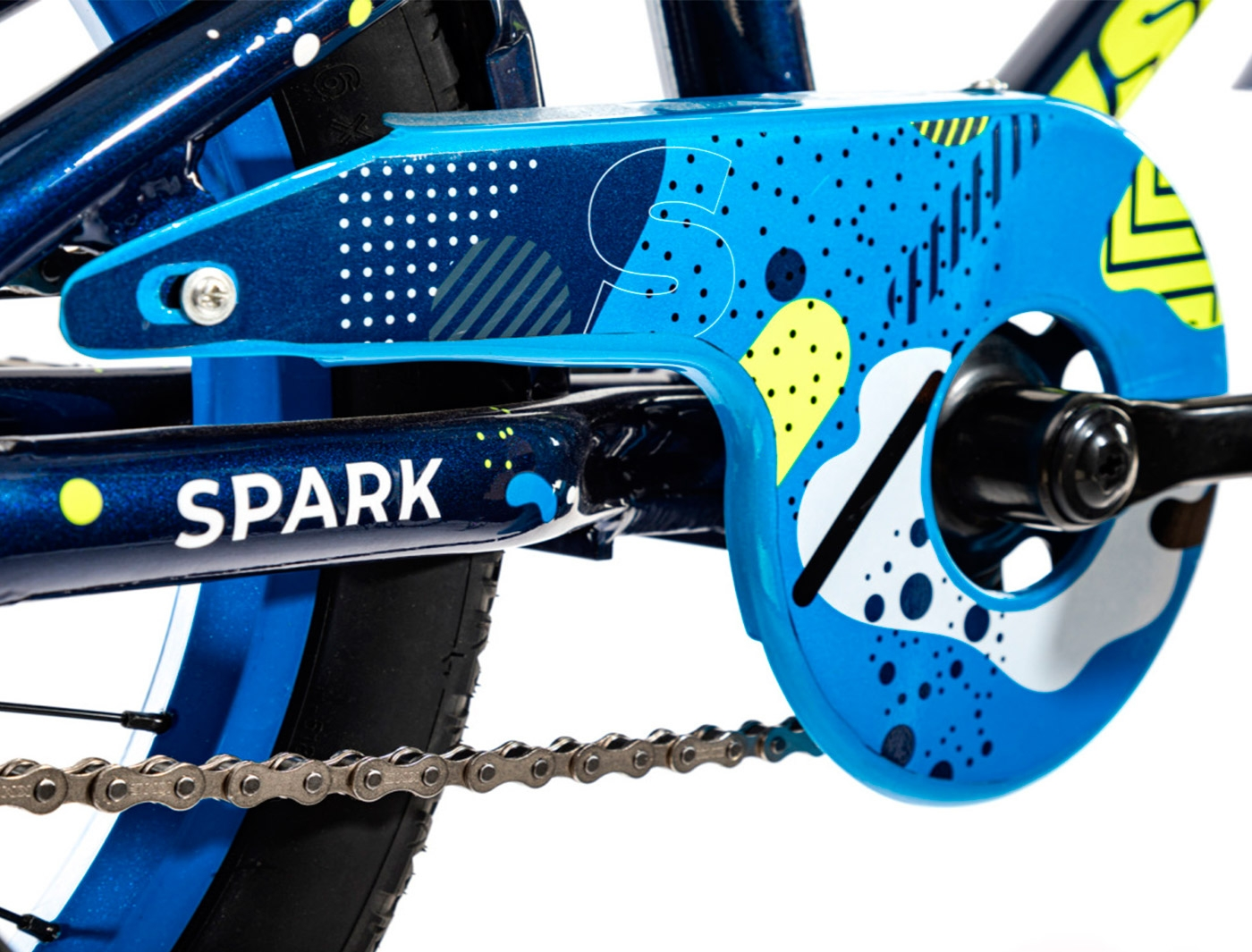 Велосипед Aspect SPARK (Темно-синий) (2020)