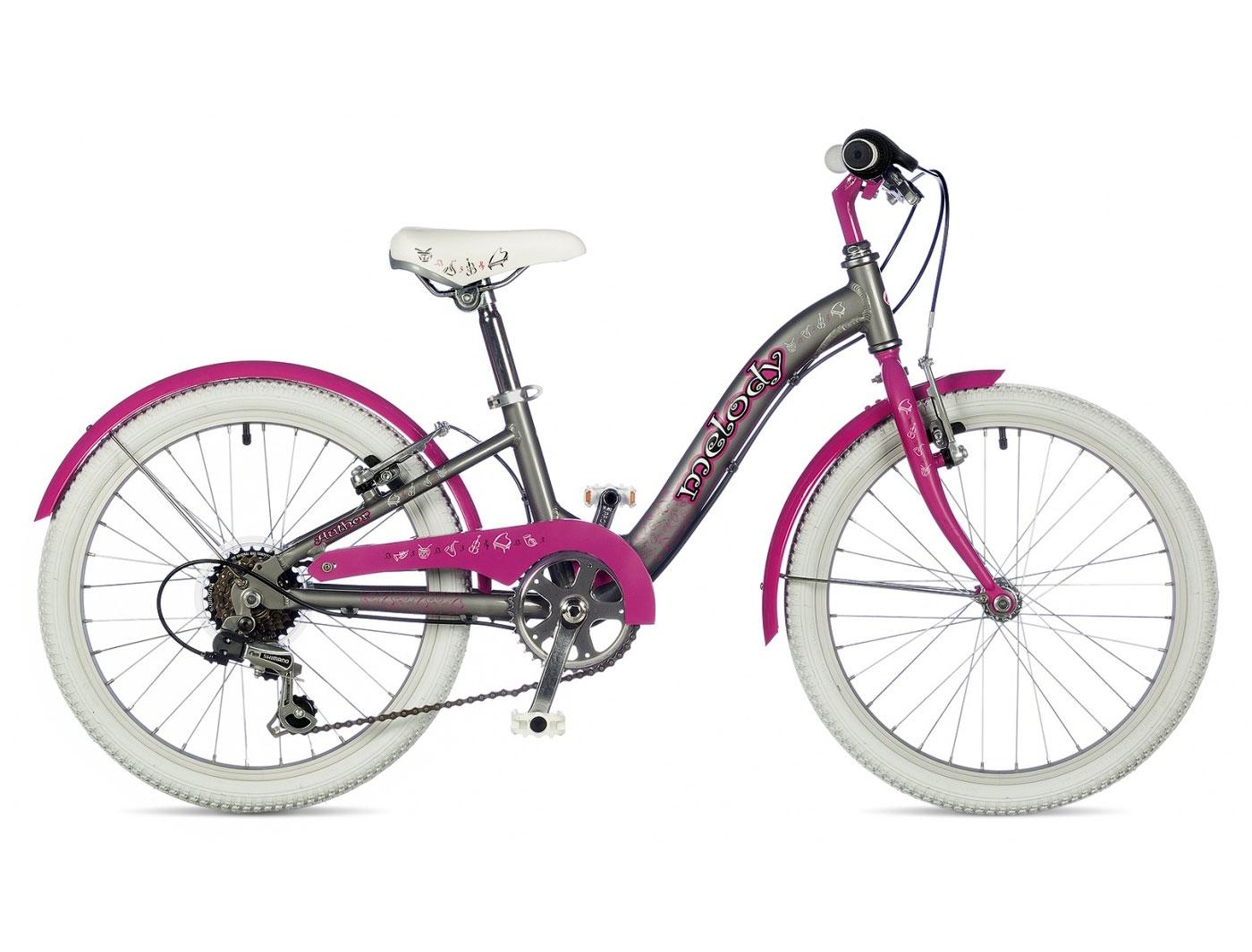 Велосипед AUTHOR Melody 20 (2017)