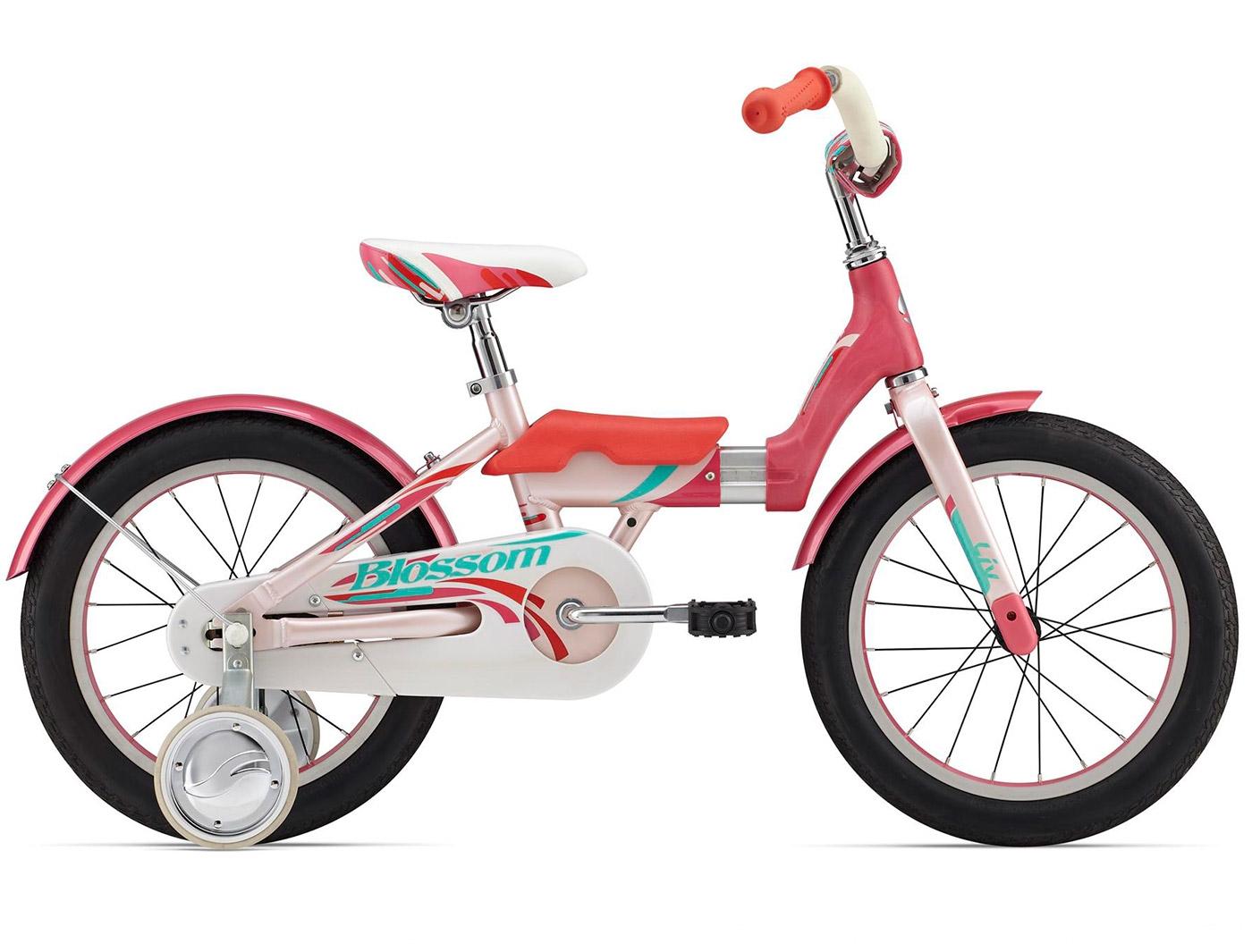 Велосипед Blossom C/B 16 (2016)