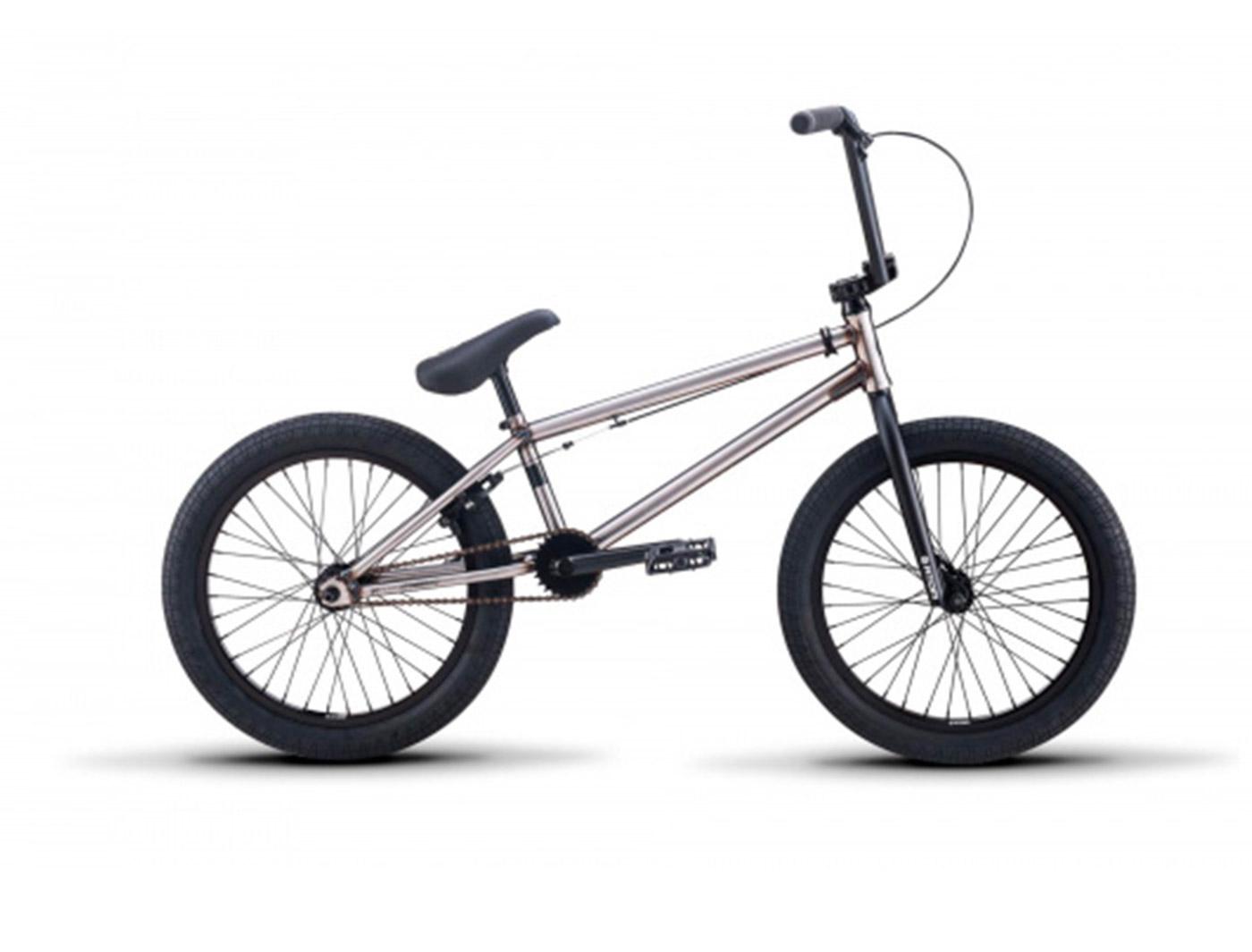 "Велосипед BMX Atom Team 20.75"" Raw"