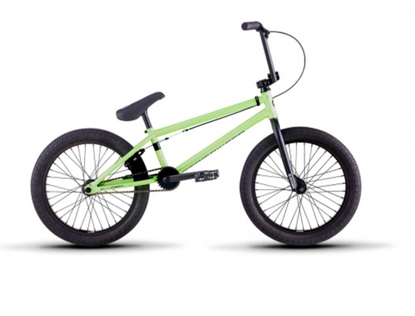 "Велосипед BMX Atom Team 20.75"" Zucchini Green"