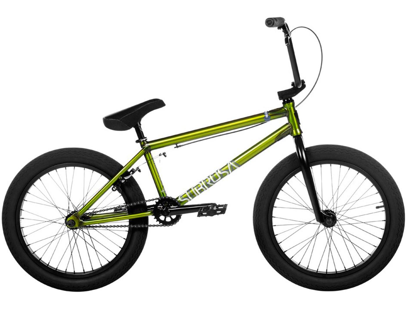 "Велосипед BMX Subrosa Salvador 20"" (2020)"