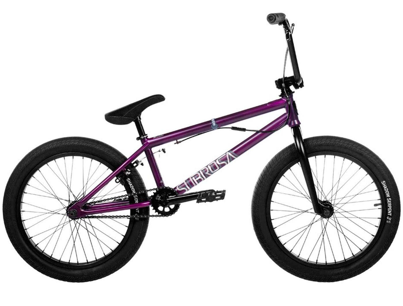"""Велосипед BMX Subrosa Salvador Park 20"""" (2020)"""