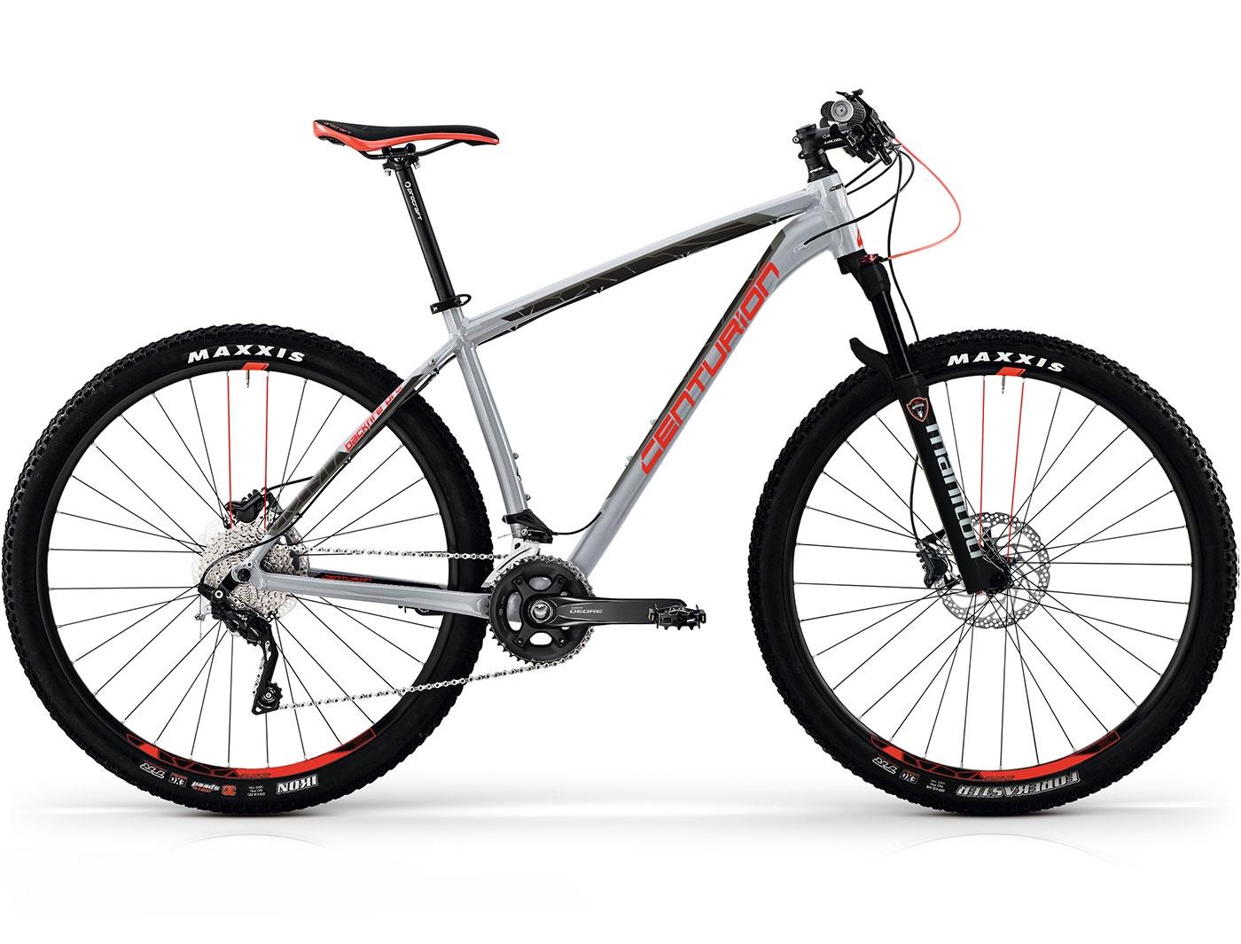Велосипед Centurion Backfire Pro 600.27 (2018)