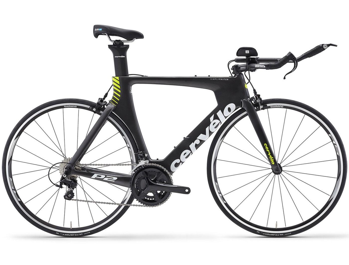 Велосипед Cervelo P2 105 (2018)