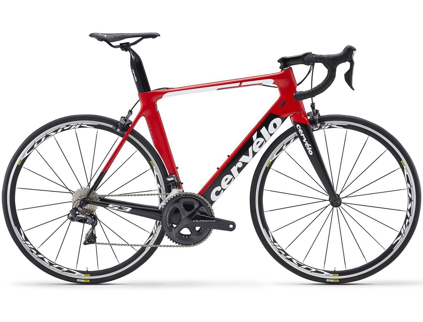 Велосипед Cervelo S3 Ultegra Di2 (2018)