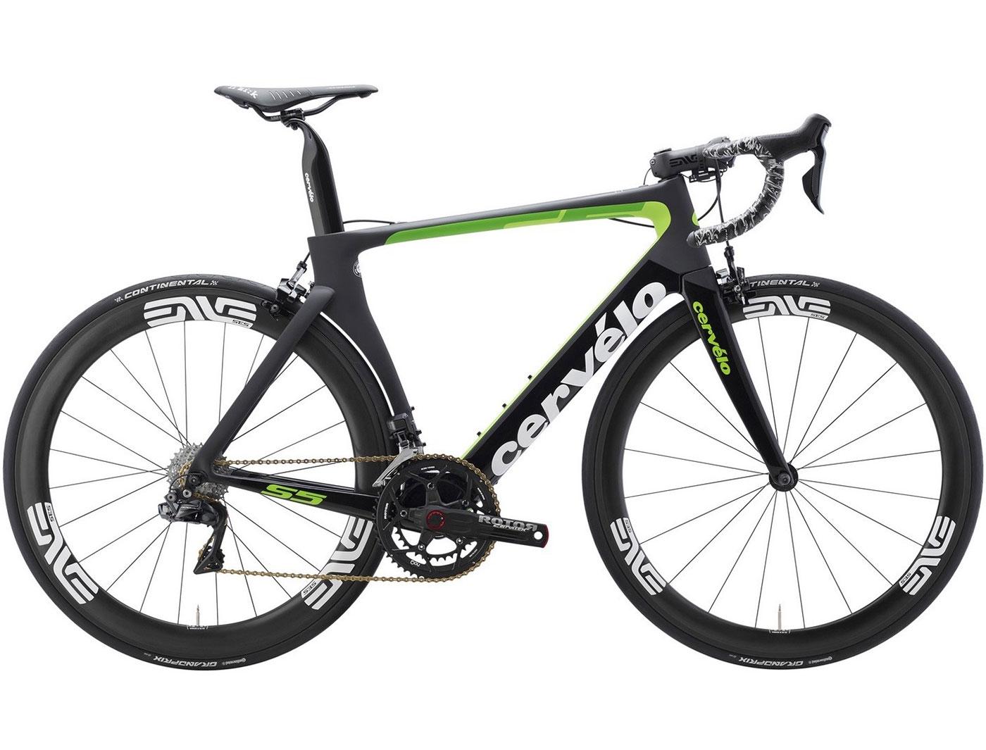 Велосипед Cervelo S5 TeamDD (2018)