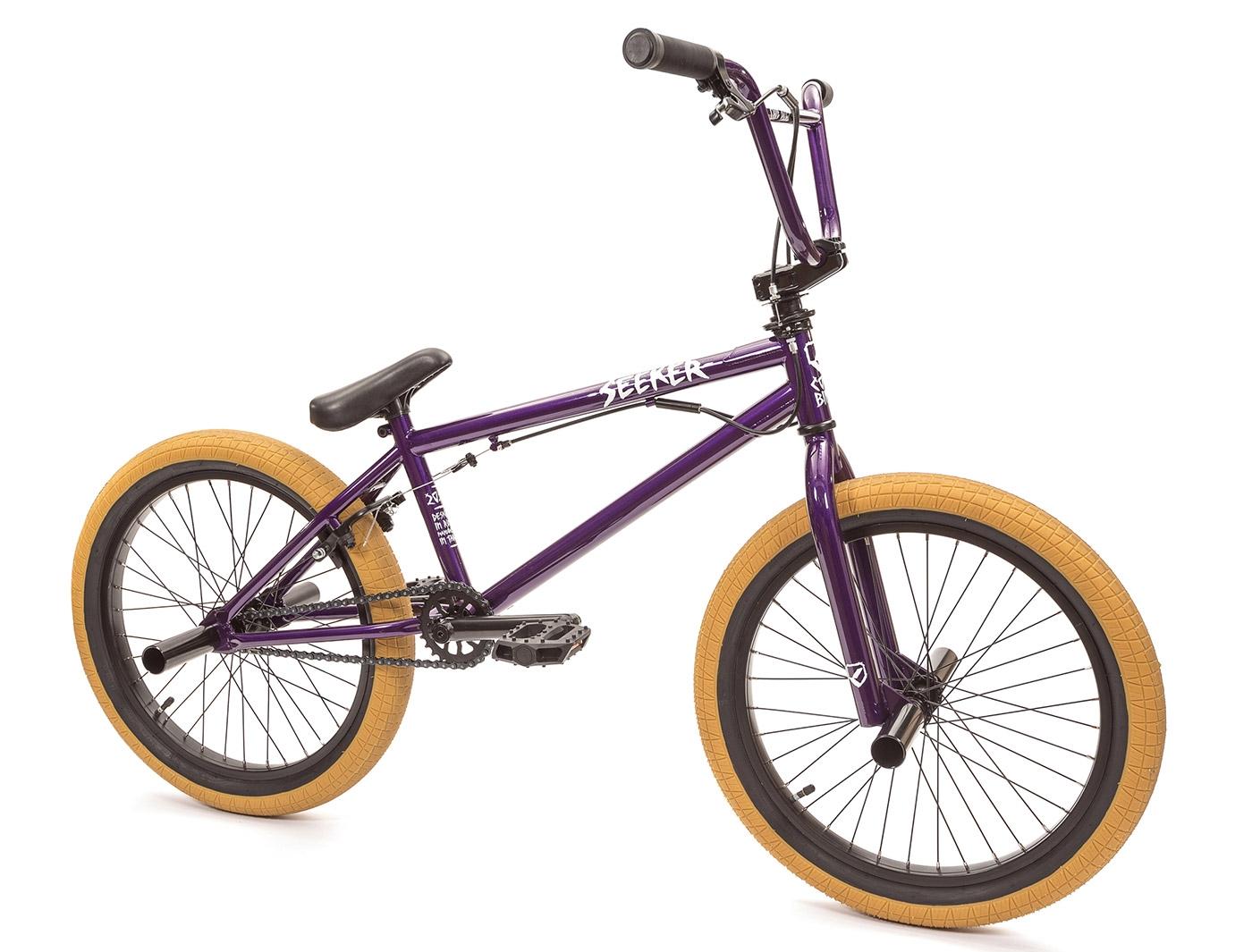 Велосипед Code Bikes Seeker (2018)