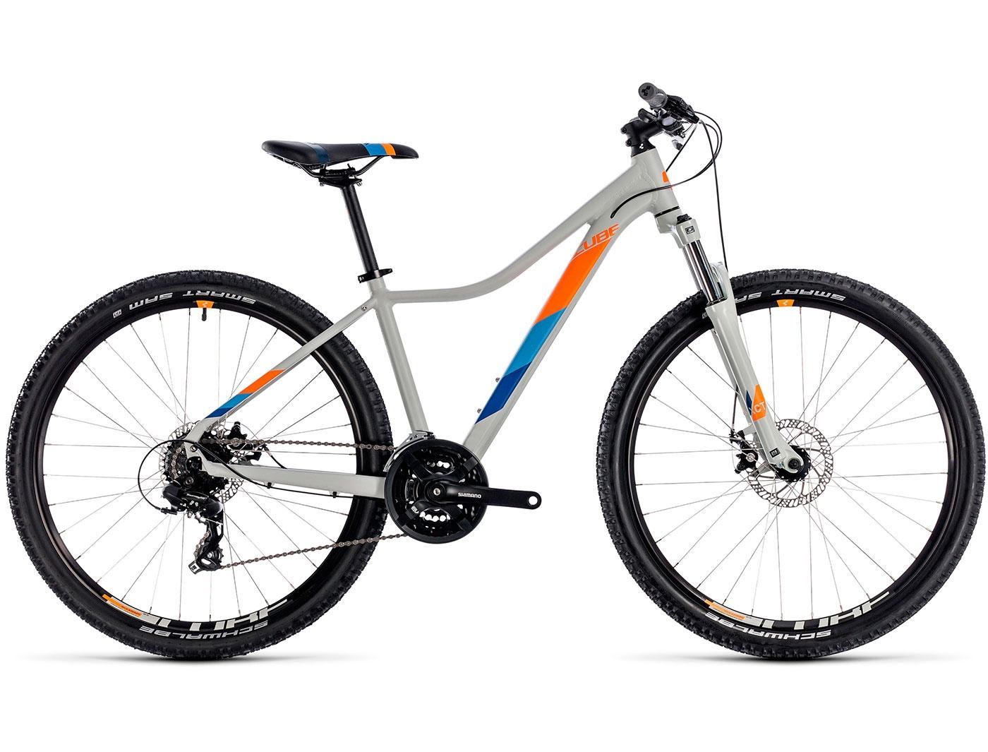 Велосипед CUBE ACCESS WS 27.5 (2018)