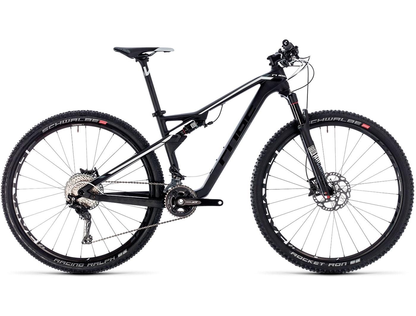 Велосипед CUBE 2018 AMS 100 RACE 29 (2018)