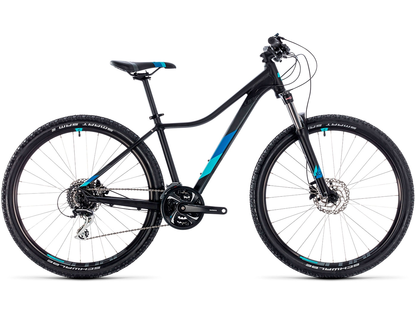 Велосипед CUBE ACCESS WS EXC 29 (2018)