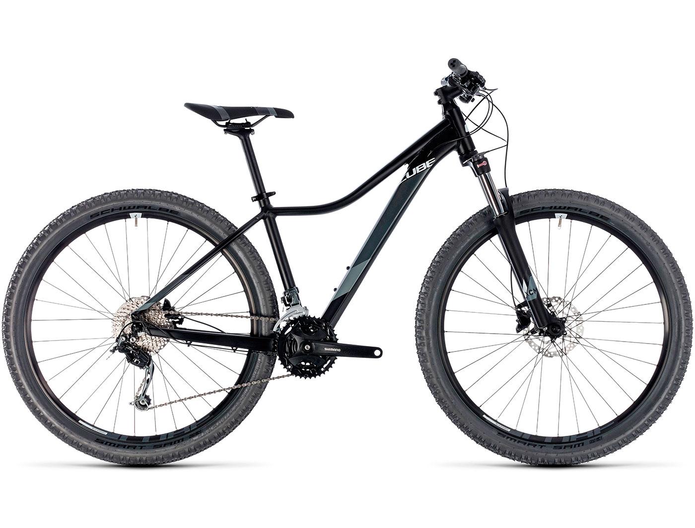 Велосипед CUBE ACCESS WS PRO 29 (2018)