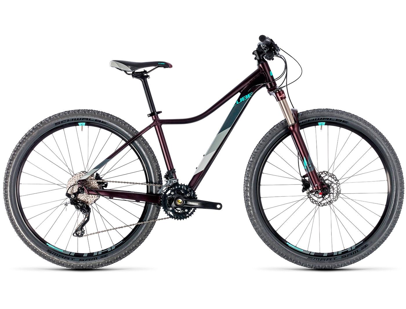 Велосипед CUBE ACCESS WS RACE 29 (2018)
